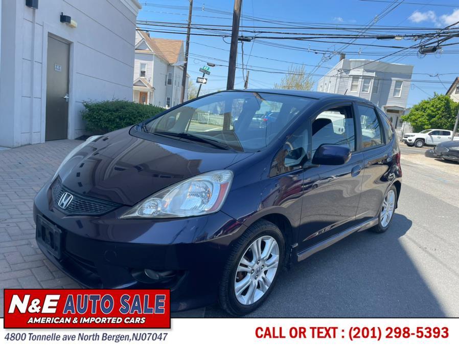 Used Honda Fit 5dr HB Auto Sport 2009 | N&E Auto Sale LLC. North Bergen, New Jersey