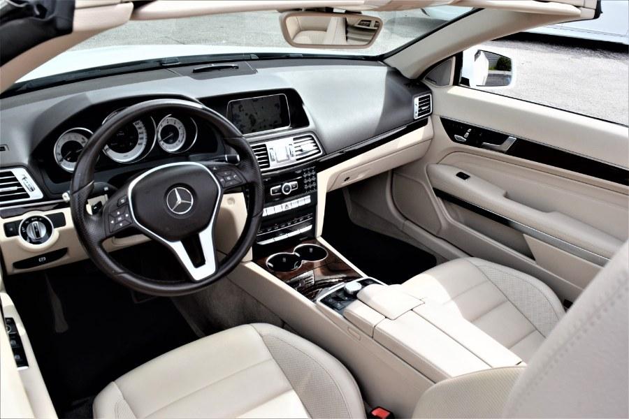 Used Mercedes-Benz E-Class 2dr Cabriolet E 350 RWD 2014 | Rahib Motors. Winter Park, Florida