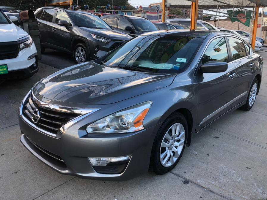 Used 2015 Nissan Altima in Jamaica, New York | Sylhet Motors Inc.. Jamaica, New York