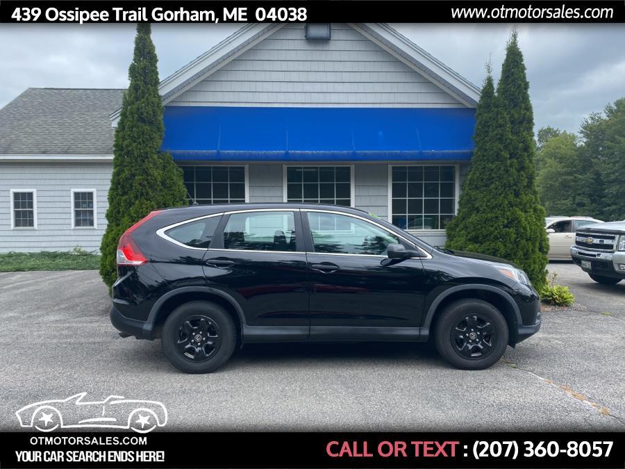 Used Honda CR-V AWD 5dr LX 2013   Ossipee Trail Motor Sales. Gorham, Maine