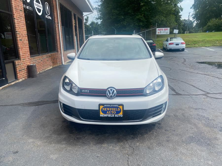 Used Volkswagen GTI 4dr HB Man Wolfsburg PZEV 2014 | Newfield Auto Sales. Middletown, Connecticut