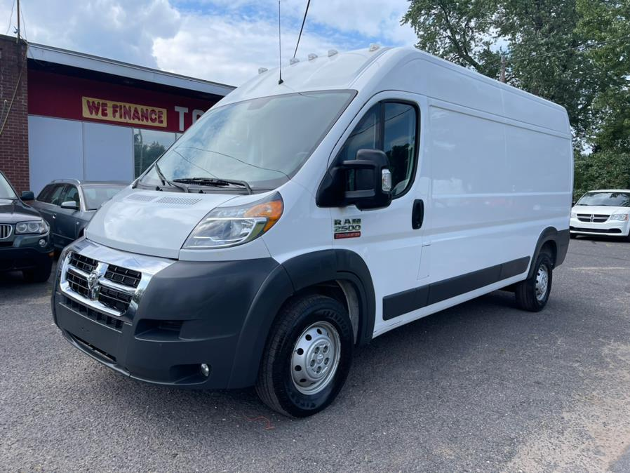 """2017 Ram ProMaster Cargo Van 2500 High Roof 159"""" WB, available for sale in East Windsor, CT"""