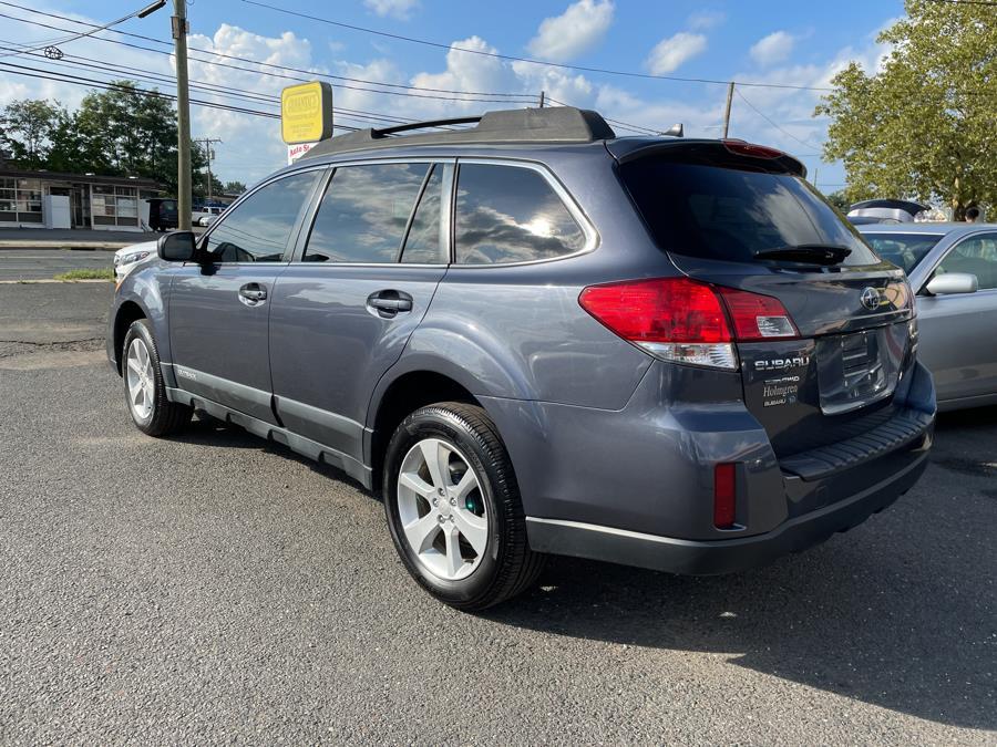 Used Subaru Outback 4dr Wgn H4 Auto 2.5i Premium 2014 | Auto Store. West Hartford, Connecticut