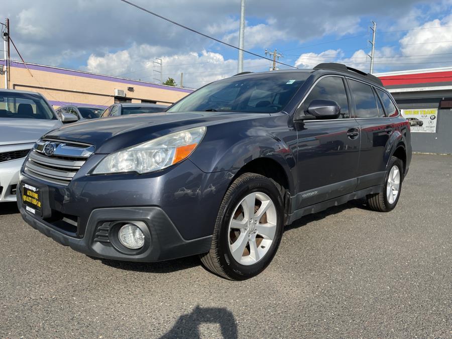 Used 2014 Subaru Outback in West Hartford, Connecticut | Auto Store. West Hartford, Connecticut
