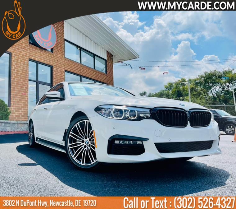 Used 2018 BMW 5 Series in Newcastle, Delaware   My Car. Newcastle, Delaware