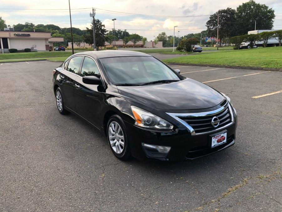 Used Nissan Altima 4dr Sdn I4 2.5 S 2015 | Ledyard Auto Sale LLC. Hartford , Connecticut