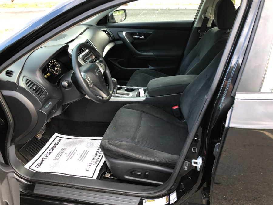 Used Nissan Altima 4dr Sdn I4 2.5 S 2015   Ledyard Auto Sale LLC. Hartford , Connecticut
