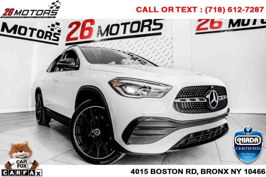 Used Mercedes-Benz GLA GLA 250 SUV 2021   26 Motors Corp. Bronx, New York