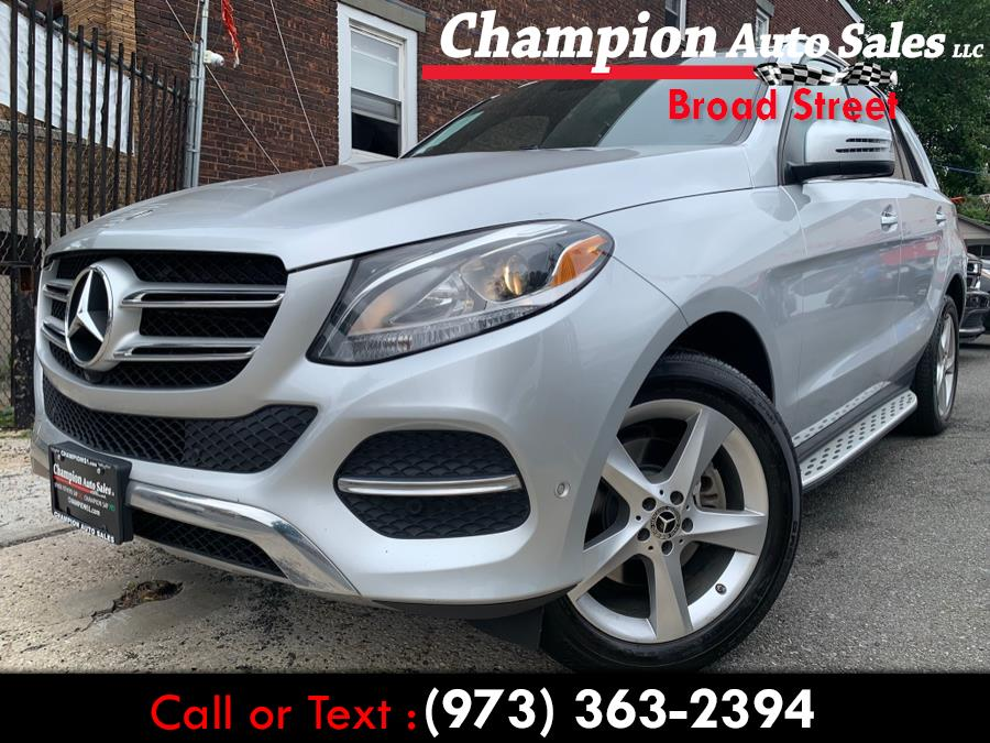 Used 2018 Mercedes-Benz GLE in Newark, New Jersey | Champion Used Auto Sales LLC. Newark, New Jersey