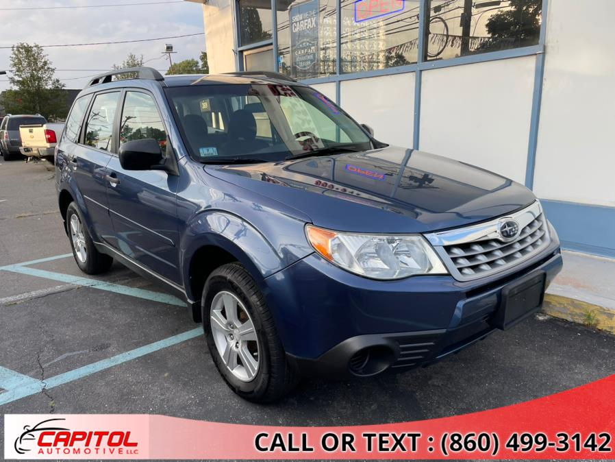 Used 2012 Subaru Forester in Manchester, Connecticut | Capitol Automotive 2 LLC. Manchester, Connecticut
