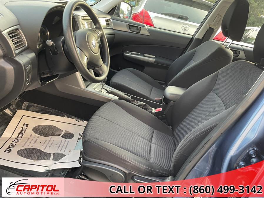 Used Subaru Forester 4dr Auto 2.5X 2012 | Capitol Automotive 2 LLC. Manchester, Connecticut