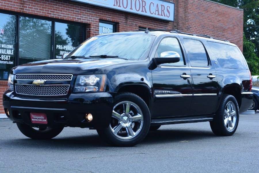 Used 2011 Chevrolet Suburban in ENFIELD, Connecticut | Longmeadow Motor Cars. ENFIELD, Connecticut