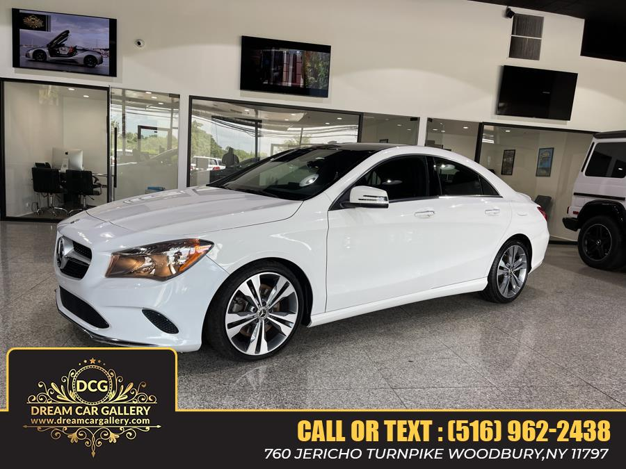 Used Mercedes-Benz CLA CLA 250 4MATIC Coupe 2018 | Dream Car Gallery. Woodbury, New York