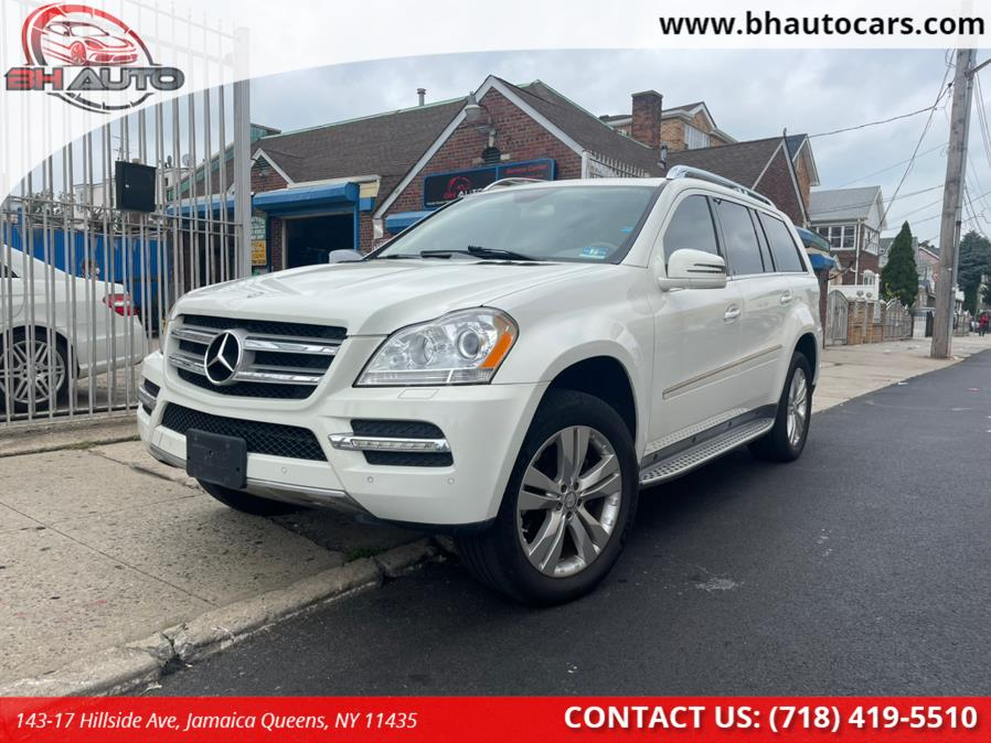 Used Mercedes-Benz GL-Class 4MATIC 4dr GL450 2011 | BH Auto. Jamaica Queens, New York