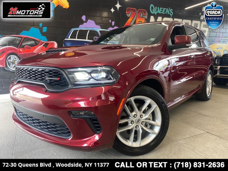 Used Dodge Durango R/T RWD 2021 | 26 Motors Queens. Woodside, New York