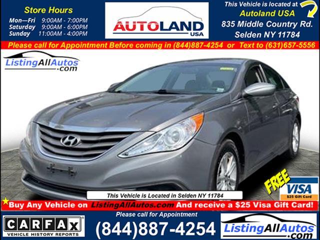 Used Hyundai Sonata  2012 | www.ListingAllAutos.com. Patchogue, New York
