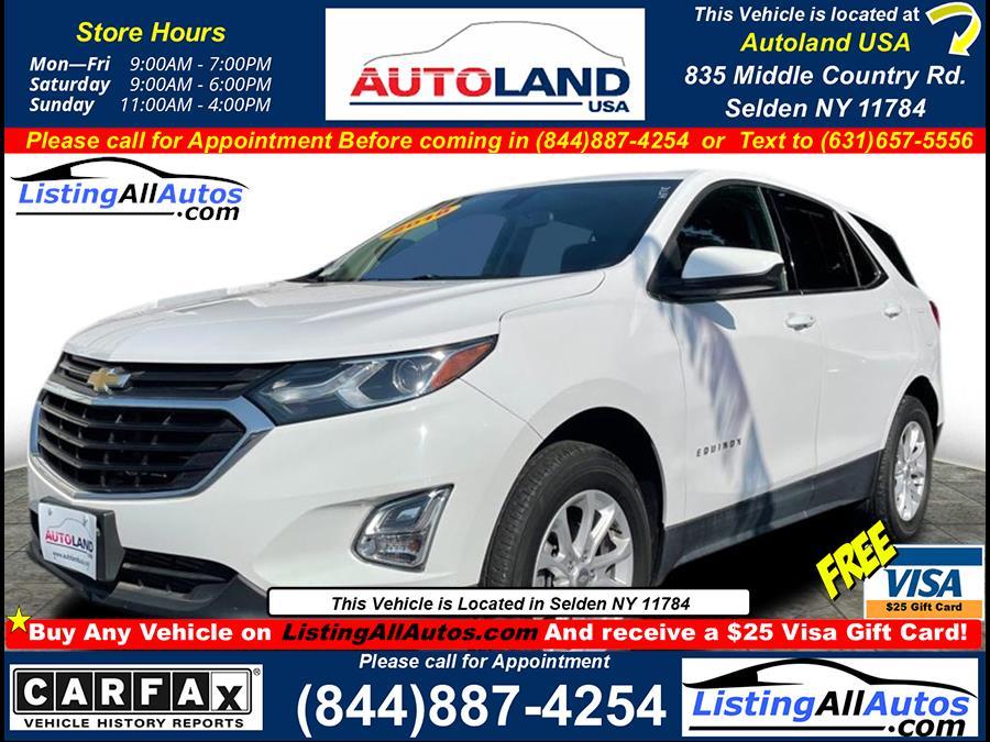 Used Chevrolet Equinox  2018 | www.ListingAllAutos.com. Patchogue, New York