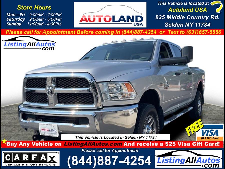 Used Ram 3500  2015 | www.ListingAllAutos.com. Patchogue, New York