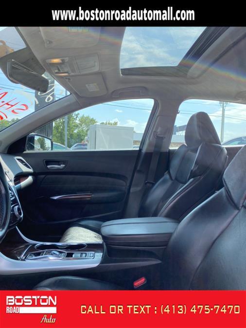 Used Acura TLX 4dr Sdn SH-AWD V6 Advance 2015   Boston Road Auto. Springfield, Massachusetts