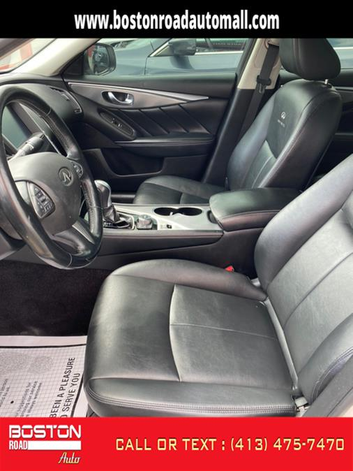 Used Infiniti Q50 4dr Sdn Sport AWD 2014 | Boston Road Auto. Springfield, Massachusetts