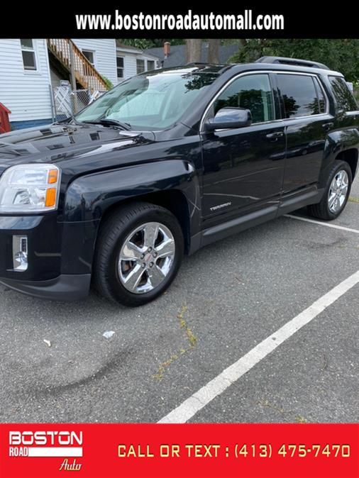 Used GMC Terrain AWD 4dr SLT w/SLT-1 2014   Boston Road Auto. Springfield, Massachusetts