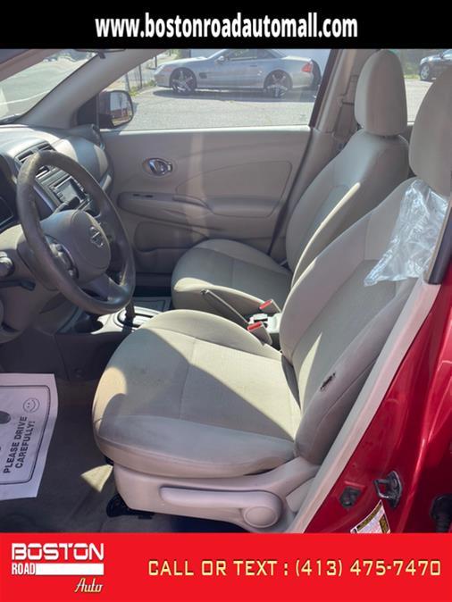 Used Nissan Versa SL 2012   Boston Road Auto. Springfield, Massachusetts