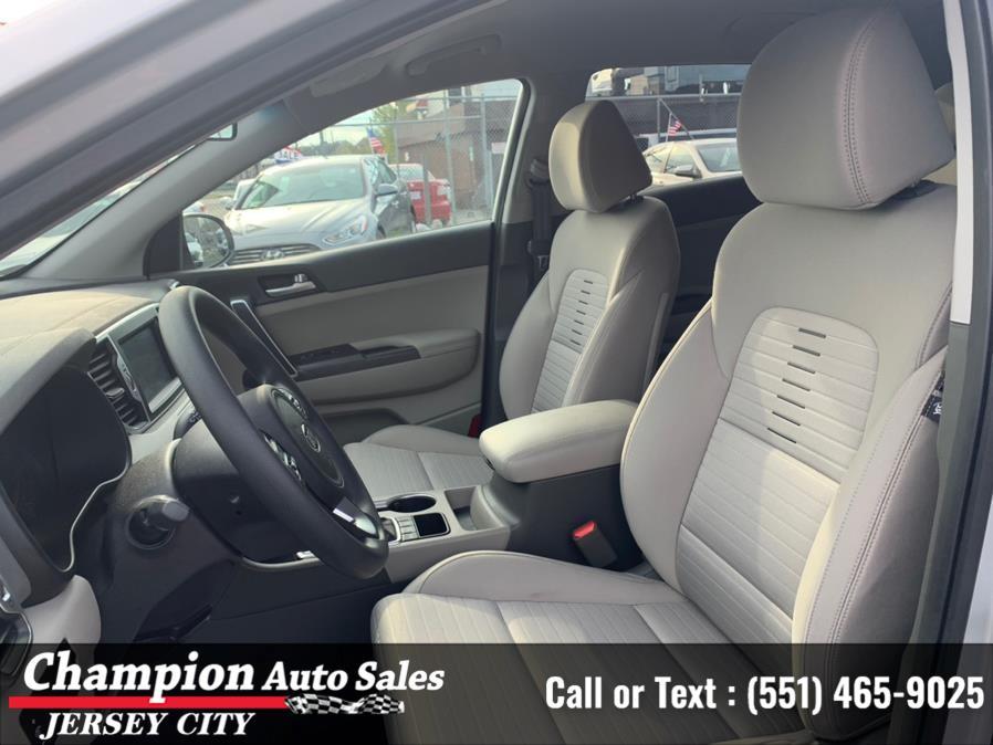 Used Kia Sportage LX AWD 2019 | Champion Auto Sales. Jersey City, New Jersey