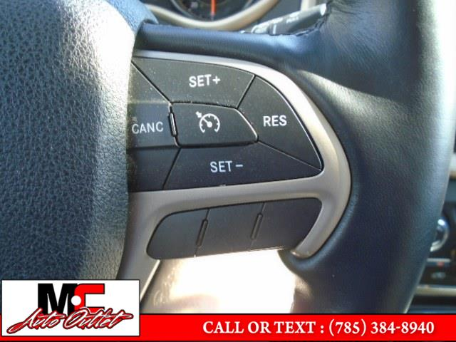 Used Jeep Cherokee 4WD 4dr Sport 2016   M C Auto Outlet Inc. Colby, Kansas