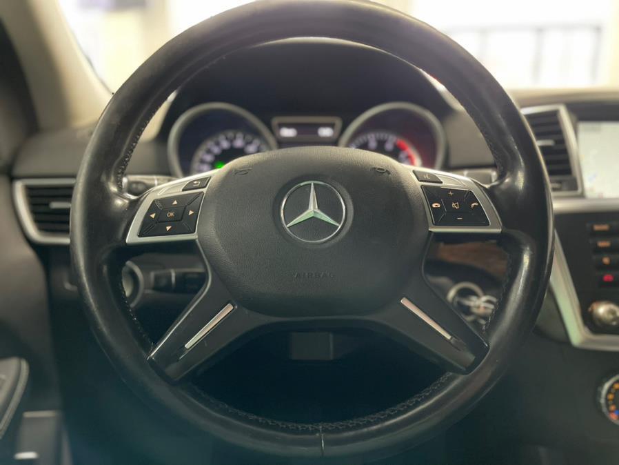Used Mercedes-Benz M-Class 4MATIC 4dr ML 350 2015   Jamaica 26 Motors. Hollis, New York