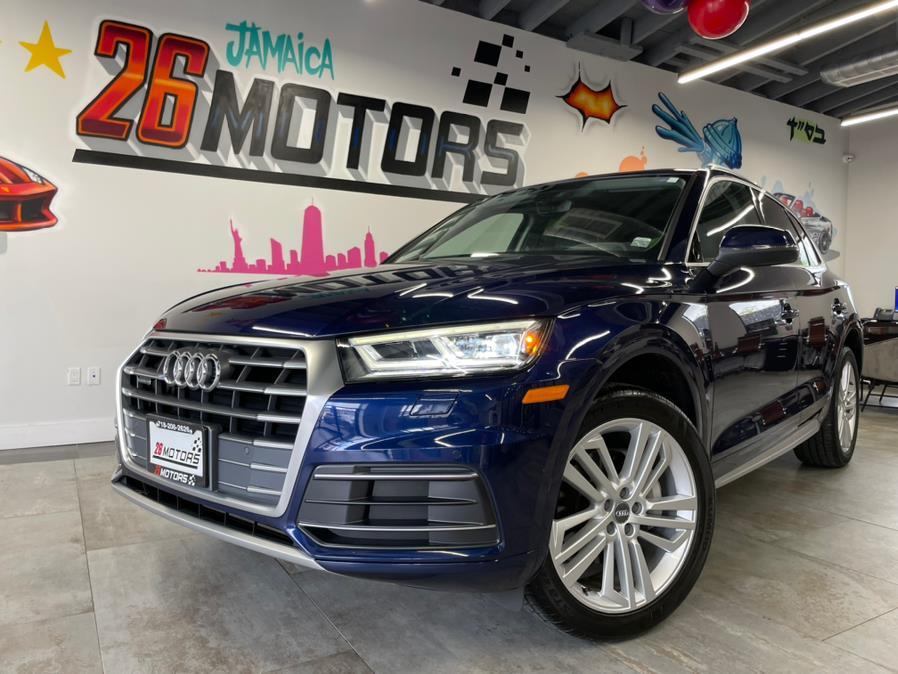 Used 2018 Audi Q5 in Hollis, New York | Jamaica 26 Motors. Hollis, New York