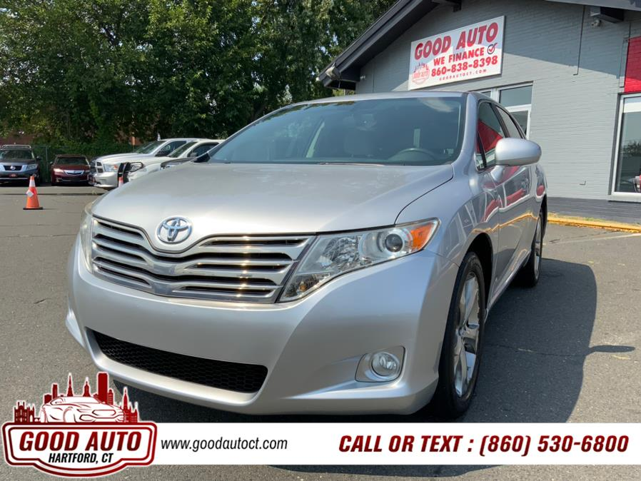 2012 Toyota Venza 4dr Wgn V6 AWD LE (Natl), available for sale in Hartford, CT
