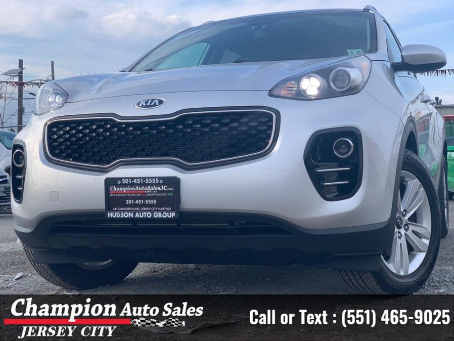 Used Kia Sportage LX AWD 2019   Champion Auto Sales of JC. Jersey City, New Jersey