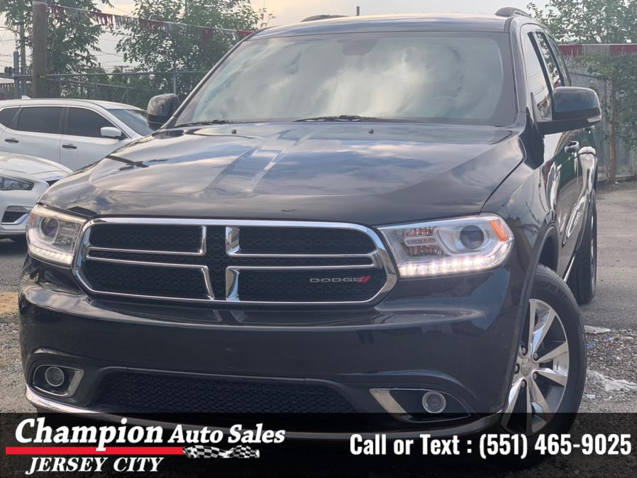 Used Dodge Durango AWD 4dr Limited 2016 | Champion Auto Sales of JC. Jersey City, New Jersey