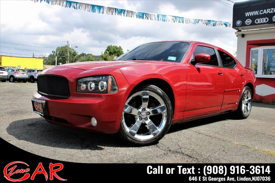 Used Dodge Charger 4dr Sdn Rallye RWD 2010 | Car Zone. Linden, New Jersey