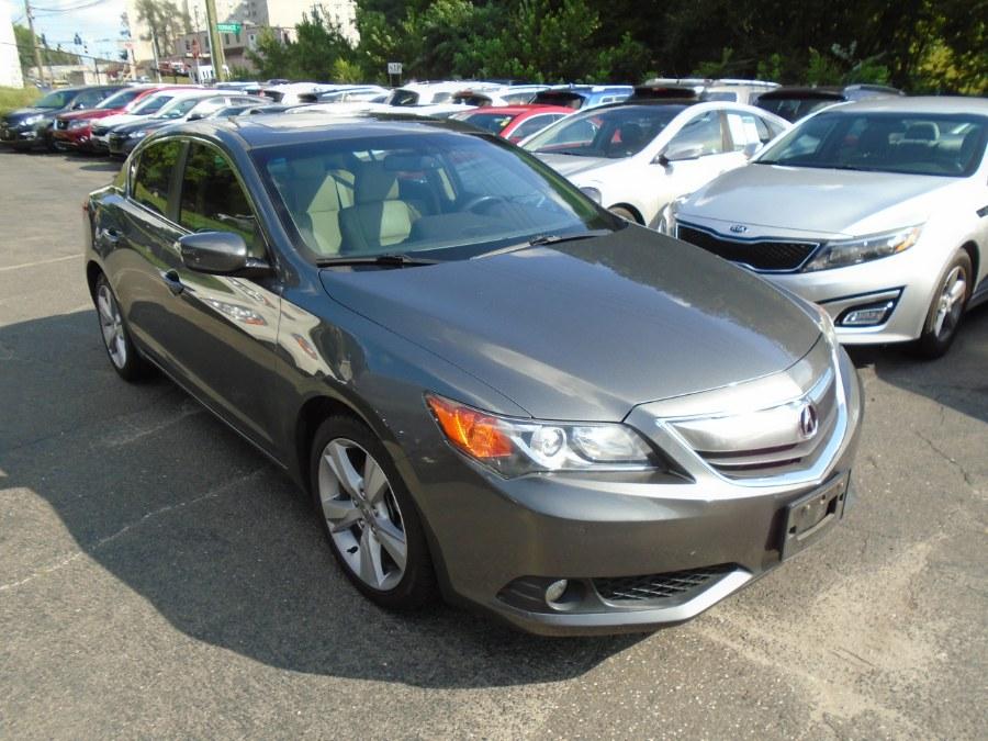 Used Acura ILX 4dr Sdn 2.0L Premium Pkg 2014 | Jim Juliani Motors. Waterbury, Connecticut