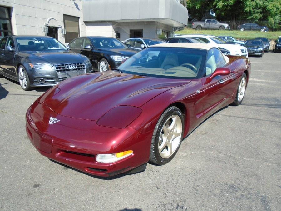 Used Chevrolet Corvette 2dr Convertible 2003   Jim Juliani Motors. Waterbury, Connecticut