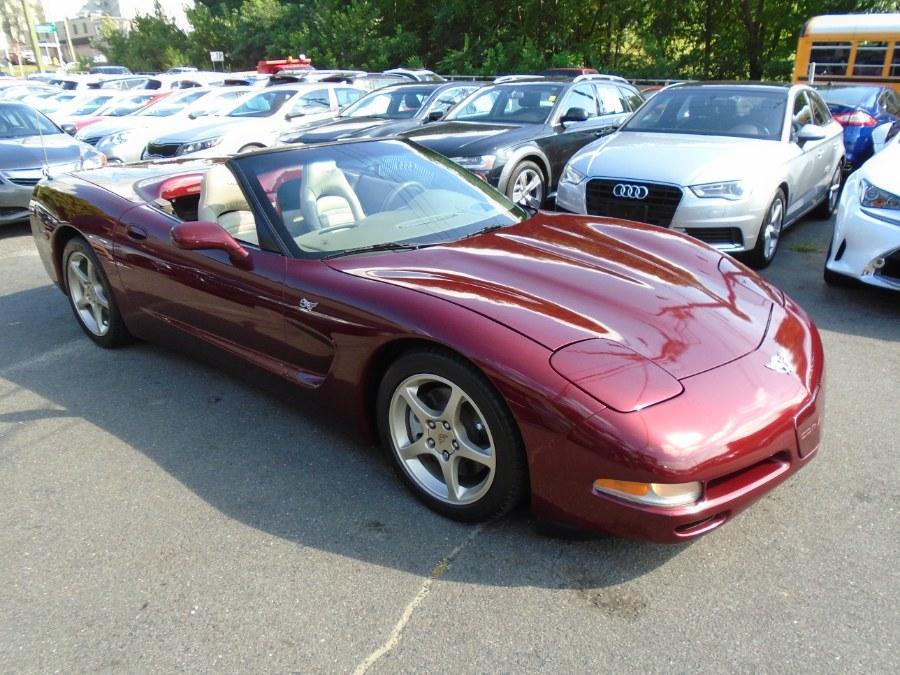 Used 2003 Chevrolet Corvette in Waterbury, Connecticut | Jim Juliani Motors. Waterbury, Connecticut