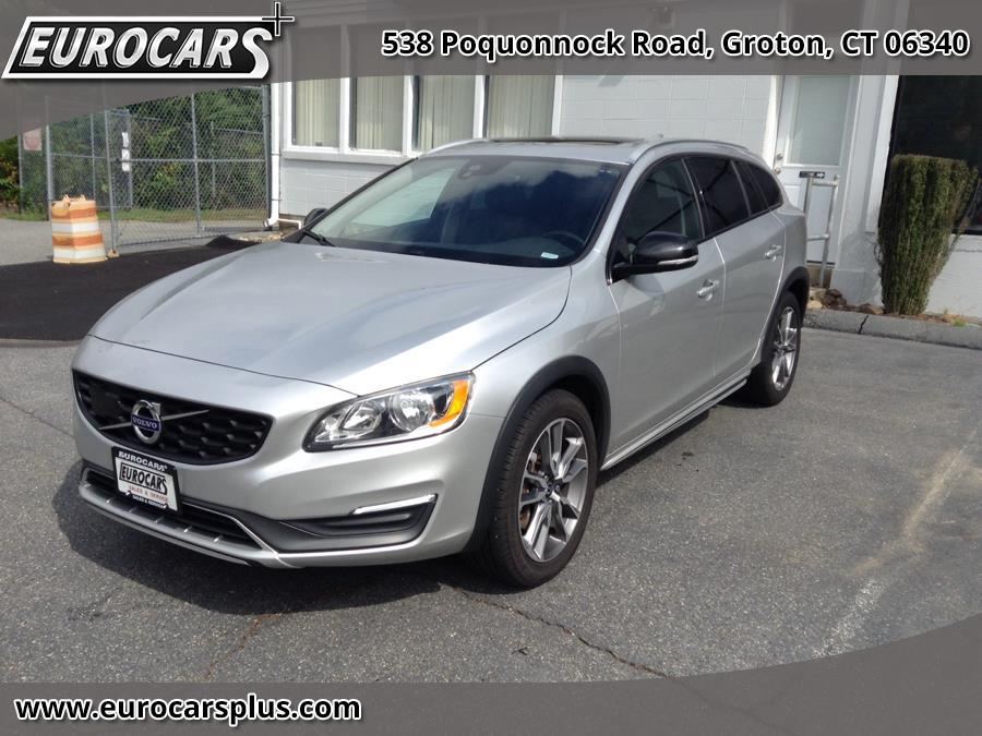 Used Volvo V60 Cross Country 4dr Wgn T5 AWD 2016   Eurocars Plus. Groton, Connecticut