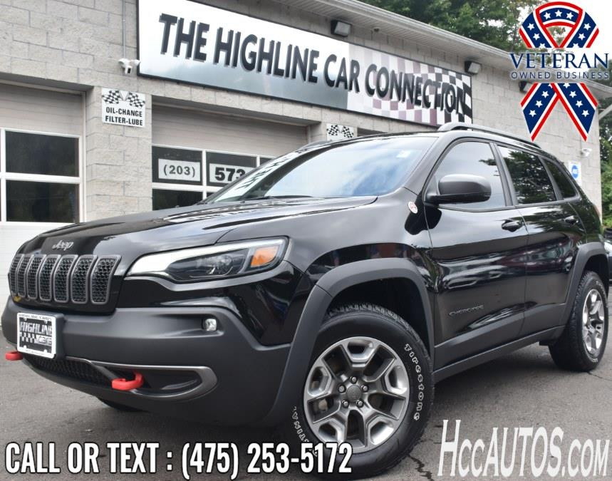 Used 2019 Jeep Cherokee in Waterbury, Connecticut | Highline Car Connection. Waterbury, Connecticut