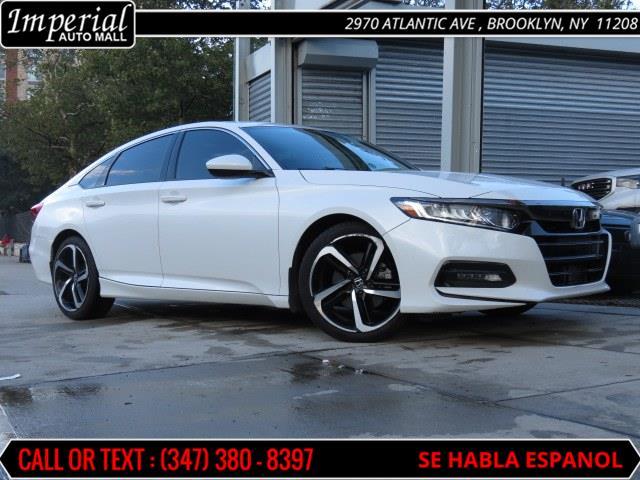 Used Honda Accord Sedan Sport 1.5T CVT 2018 | Imperial Auto Mall. Brooklyn, New York