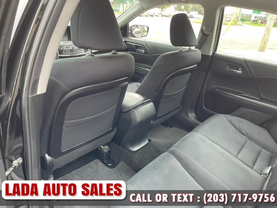 Used Honda Accord Sdn 4dr I4 CVT Sport 2013   Lada Auto Sales. Bridgeport, Connecticut