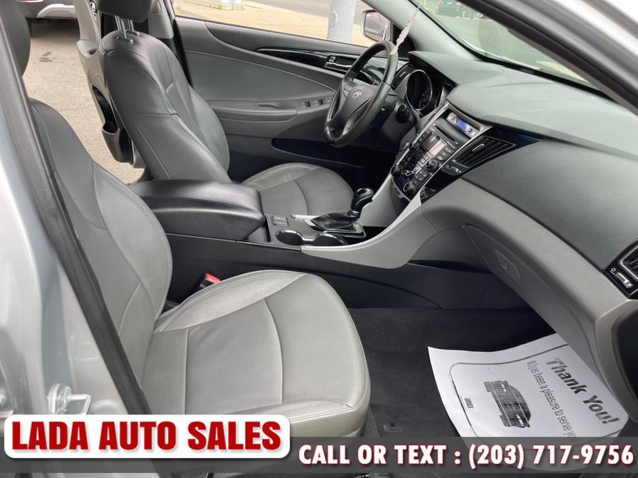 Used Hyundai Sonata 4dr Sdn 2.4L Auto Limited 2013 | Lada Auto Sales. Bridgeport, Connecticut