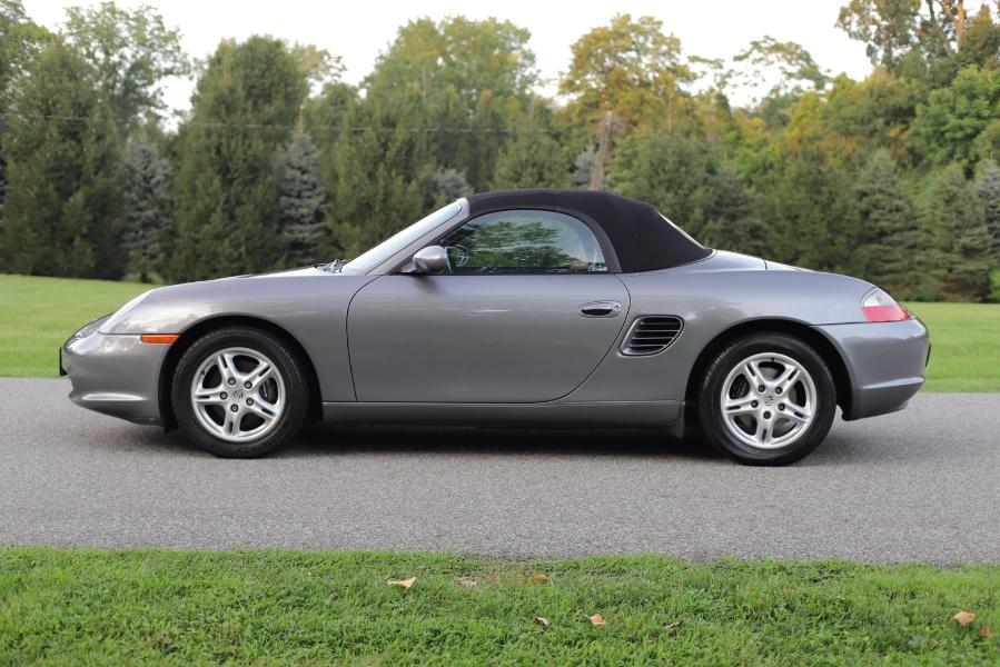 Used Porsche Boxster BASE 2003   Meccanic Shop North Inc. North Salem, New York
