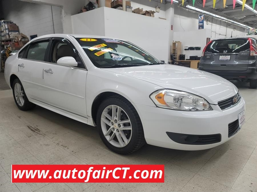 2011 Chevrolet Impala 4dr Sdn LTZ *Ltd Avail*, available for sale in West Haven, CT