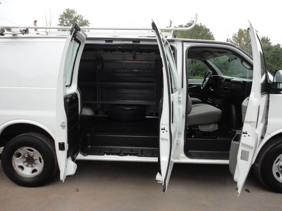 "Used GMC express Savana Cargo Van RWD 2500 135"" 2013   International Motorcars llc. Berlin, Connecticut"
