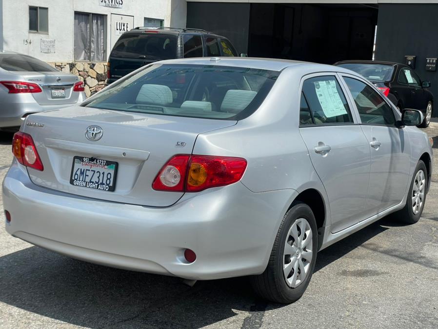 Used Toyota Corolla 4dr Sdn Auto 2010 | Green Light Auto. Corona, California
