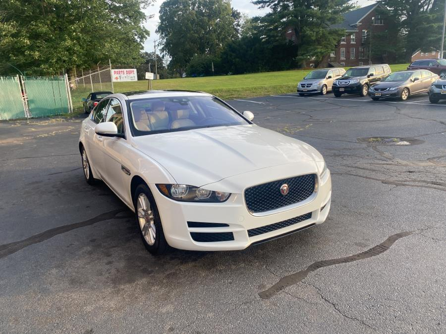 Used Jaguar XE 20d Premium AWD 2017   Newfield Auto Sales. Middletown, Connecticut