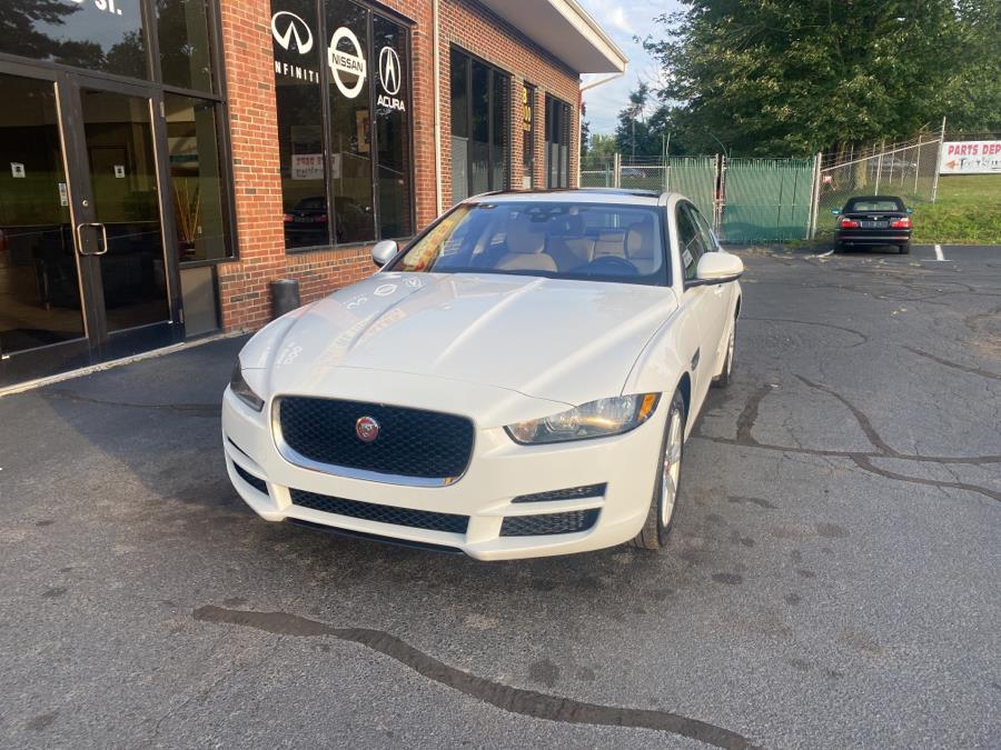 Used Jaguar XE 20d Premium AWD 2017 | Newfield Auto Sales. Middletown, Connecticut