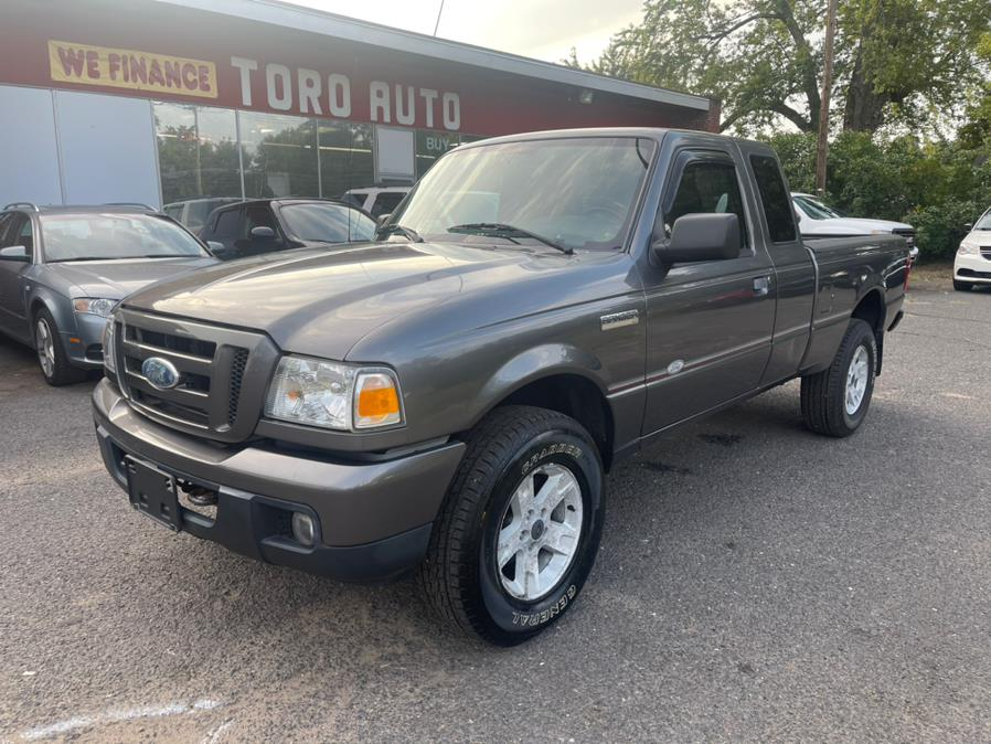 """Used Ford Ranger 4.0 Supercab 126"""" WB XLT 4WD 2006 