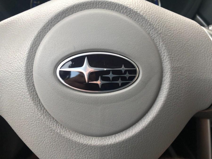 Used Subaru Forester 4dr Auto 2.5X w/Alloy Wheel Value Pkg PZEV 2011 | Bristol Auto Center LLC. Bristol, Connecticut